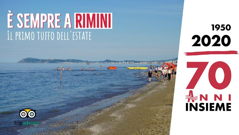 Vacanze maggio al mare di Rimini